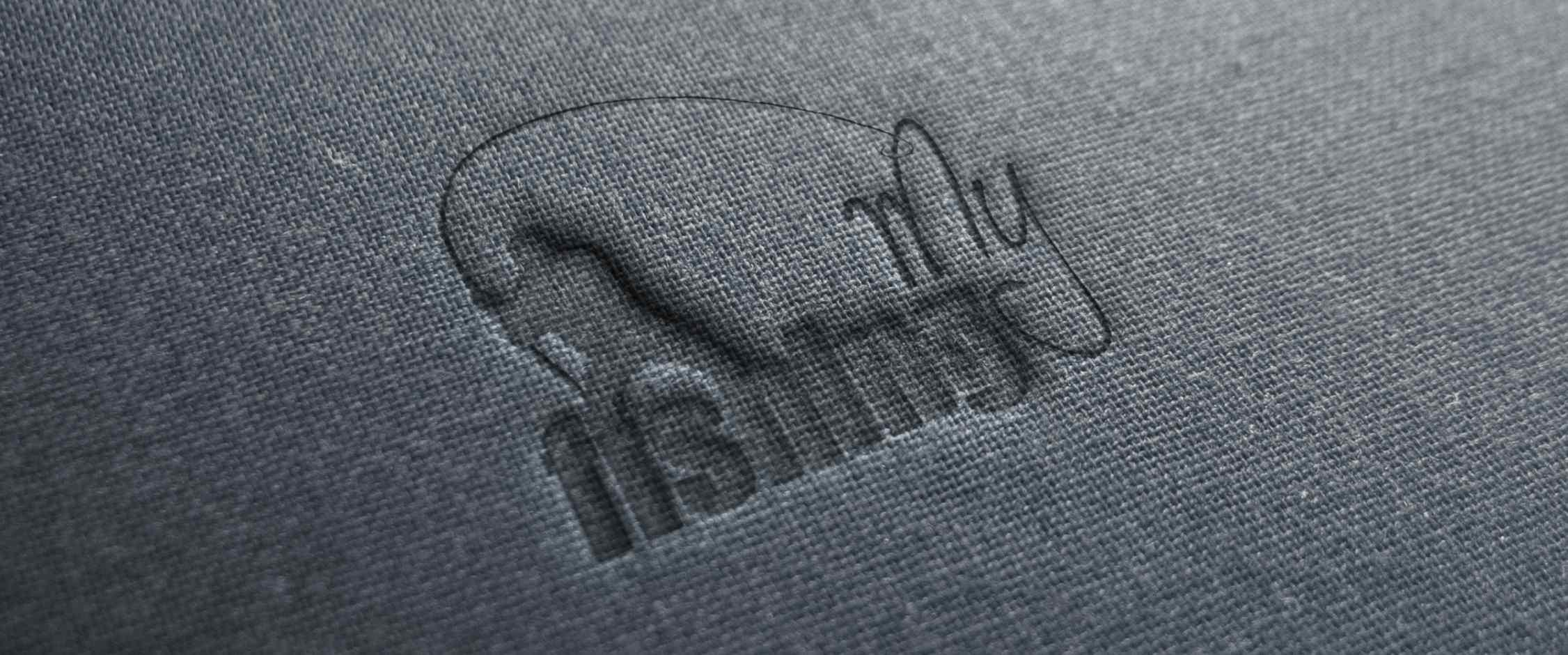 Myfishing logótervezés