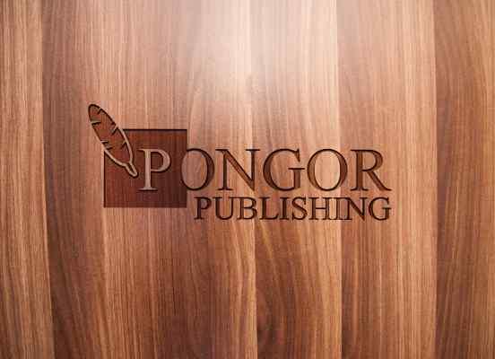 Pongor Publishing logótervezés