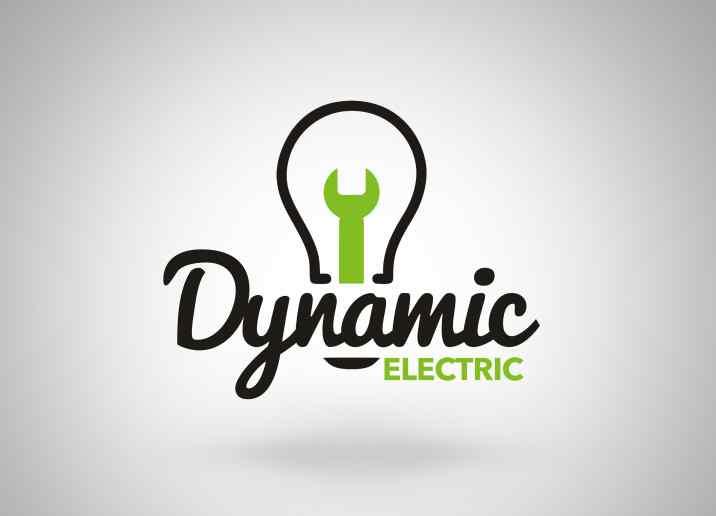 Dynamic Electric logótervezés