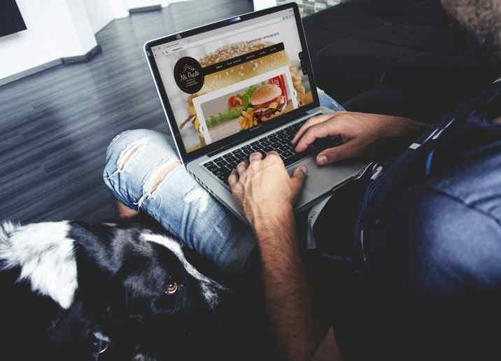 Mr. Guszto egyedi webáruház készítés