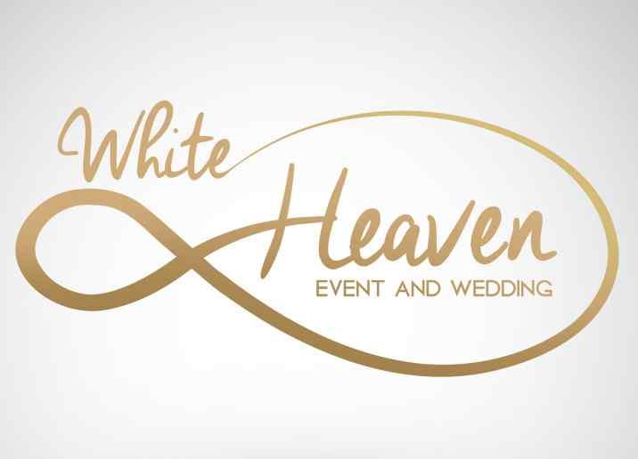 White Heaven logótervezés
